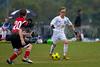 TCYSA TWINS WHITE vs 01 HFC WHITE Winston Salem Twin City Classic Soccer Tournament Saturday, August 17, 2013 at BB&T Soccer Park Advance, North Carolina (file 085430_803Q3411_1D3)