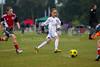TCYSA TWINS WHITE vs 01 HFC WHITE Winston Salem Twin City Classic Soccer Tournament Saturday, August 17, 2013 at BB&T Soccer Park Advance, North Carolina (file 085432_803Q3415_1D3)