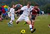 TCYSA TWINS WHITE vs 01 HFC WHITE Winston Salem Twin City Classic Soccer Tournament Saturday, August 17, 2013 at BB&T Soccer Park Advance, North Carolina (file 085544_803Q3423_1D3)