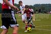 TCYSA TWINS WHITE vs 01 HFC WHITE Winston Salem Twin City Classic Soccer Tournament Saturday, August 17, 2013 at BB&T Soccer Park Advance, North Carolina (file 085915_803Q3439_1D3)