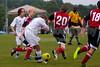 TCYSA TWINS WHITE vs 01 HFC WHITE Winston Salem Twin City Classic Soccer Tournament Saturday, August 17, 2013 at BB&T Soccer Park Advance, North Carolina (file 085739_803Q3433_1D3)