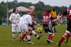 TCYSA TWINS WHITE vs 01 HFC WHITE Winston Salem Twin City Classic Soccer Tournament Saturday, August 17, 2013 at BB&T Soccer Park Advance, North Carolina (file 085739_803Q3434_1D3)