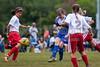 TCYSA 02 LADY TWINS BLUE vs EAST WAKE 02 LADY HAMMERS-WHITE Winston Salem Twin City Classic Soccer Tournament Sunday, August 18, 2013 at BB&T Soccer Park Advance, North Carolina (file 111829_803Q3857_1D3)