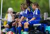 TCYSA 02 LADY TWINS BLUE vs EAST WAKE 02 LADY HAMMERS-WHITE Winston Salem Twin City Classic Soccer Tournament Sunday, August 18, 2013 at BB&T Soccer Park Advance, North Carolina (file 111703_BV0H1475_1D4)