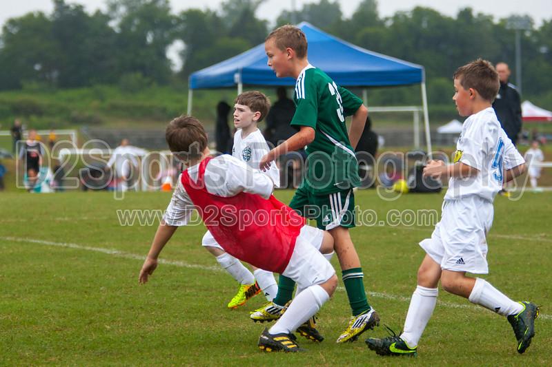 TCYSA 03 TWINS vs FCCA U10 CABARRUS BOYS WOLVES Winston Salem Twin City Classic Soccer Tournament Saturday, August 17, 2013 at BB&T Soccer Park Advance, North Carolina (file 143229_803Q3667_1D3)