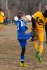 TRIANGLE UNITED SILVER vs 01 TCYSA TWINS WHITE - U13 Boys