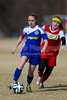 U14 TCYSA Lady Twins White G vs SCAA Gold G