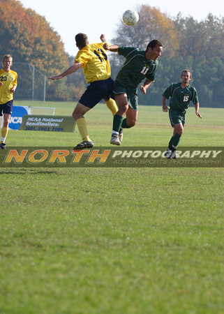 11/05/2005 NYCAC Finals CW Post vs Dowling