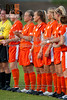 Clemson Lady Tigers vs NC State Wolfpack Women's Soccer<br /> Friday, September 24, 2004 at SAS Soccer Park<br /> Cary, North Carolina<br /> (file 180948_BFEB9009_1D) ...  Copyright: David Wolla - D2Sports Photography