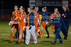 Clemson Lady Tigers vs Univ of Virginia Women's Soccer