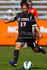Clemson Tigers vs NC State Wolfpack Women's Soccer<br /> Sunday, October 21, 2012 at Riggs Field<br /> Clemson, SC<br /> (file 120816_BV0H6276_1D4)