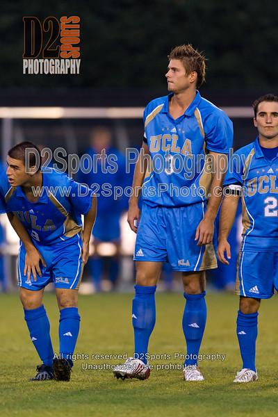 Wake Forest Deacons vs UCLA Bruins Men's Soccer<br /> Friday, September 05, 2008 at Spry Sadium Wake Forest University<br /> Winston-Salem, NC<br /> (file 193142_803Q0983_1D3)