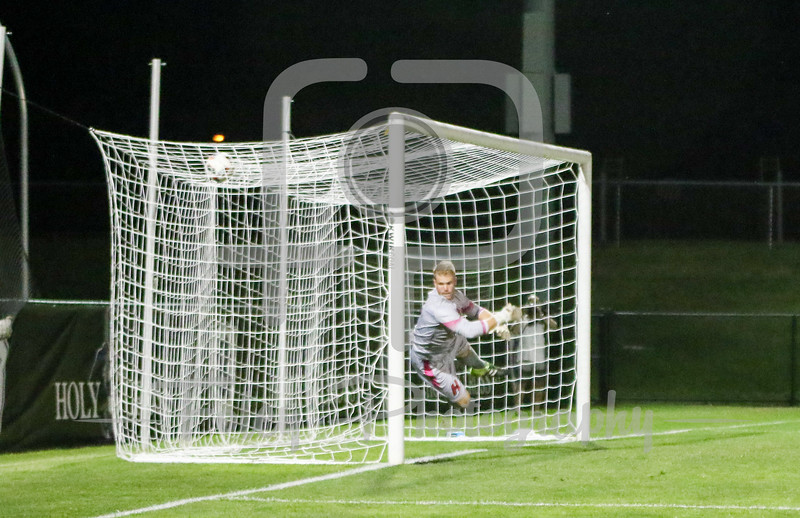 Hartford goalkeeper David MacKinnon (1)