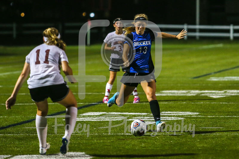 Becker College Hawks Emily Campbell (13)