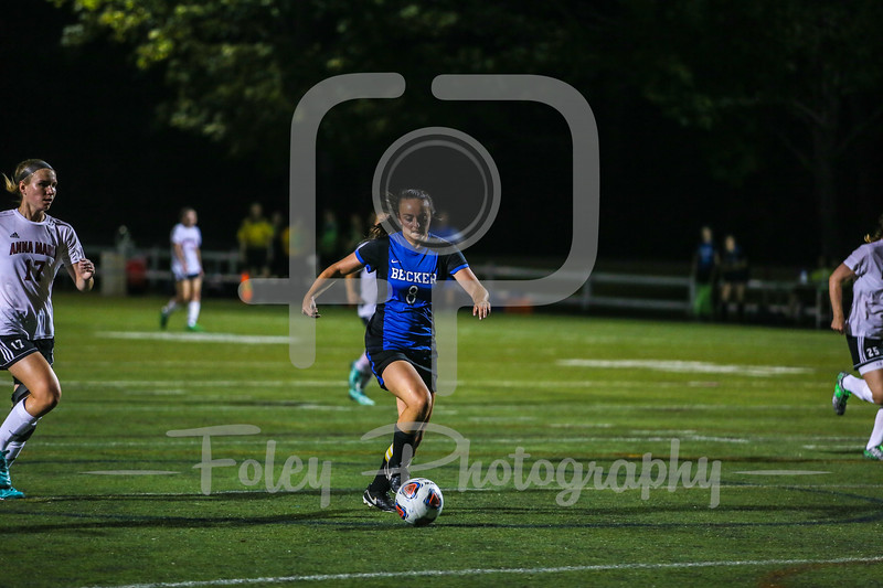 Becker College Hawks Lindsey Keith (8)
