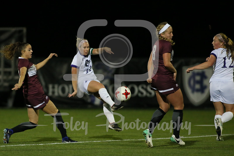 Holy Cross Crusaders Allie Neumann (14)