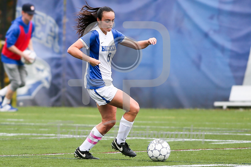 Becker College Hawks forward Lindsey Keith (8)