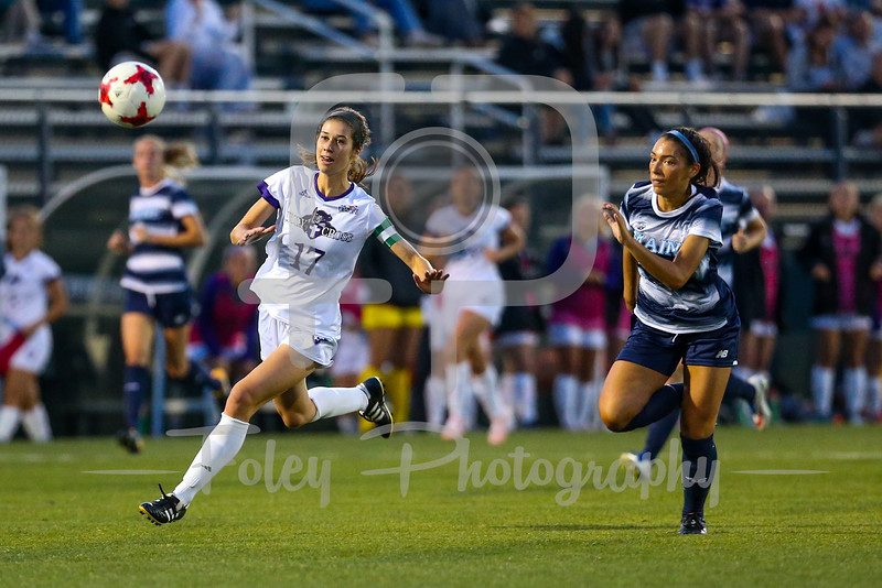 Holy Cross Caitlin Harty (17) Maine Emma Cossette (18)