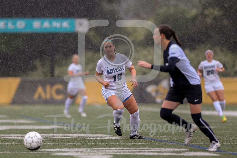Mercy College forward Ally Boots (16)