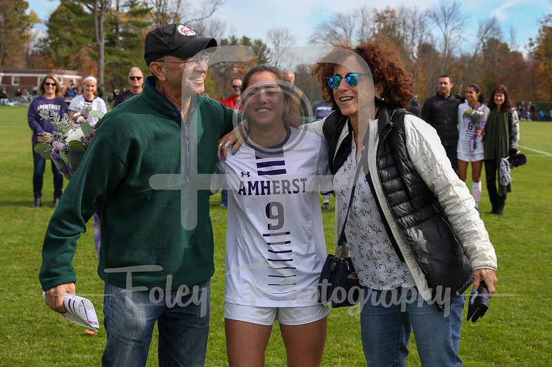 Middlebury College and Amherst College