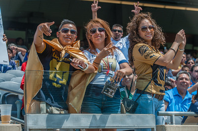 Pumas vs Cruz Azul Soccer @ Soldier Field 07.06.14