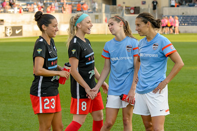 Houston Dash @ Chicago Red Stars @ Toyota Park 09.06.15