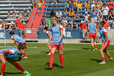 Houston Dash @ Chicago Red Stars NWSL Soccer @ Toyota Park 09.06.15 (Photo by Daniel Bartel)