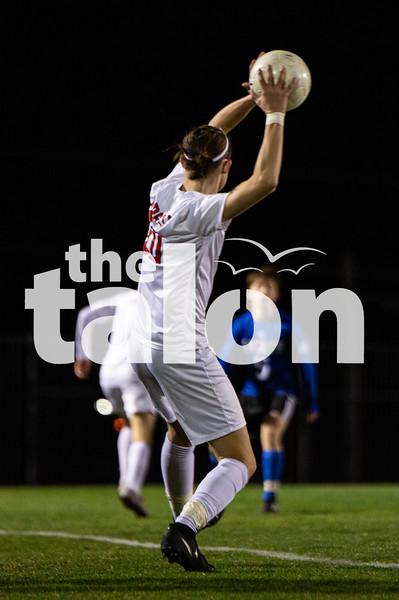 The Eagles play Decatur at Decatur High School on February 25, 2020 (Laini Ledet   The Talon News)