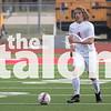 The Eagles play against Castleberry on March 3, 2018 at Argyle Highschool in Argyle, Texas, on March 23, 2018. (Quinn Calendine / The Talon News)