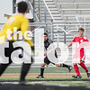 The Eagles take on Abilene Wylie at Kennedale High School in Kennedale, Texas. (Christopher Piel/The Talon News)