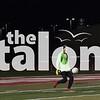 The Eagles play Gainesville in a soccer game at Gainesville High School in Gainesville, Texas, on January 22, 2019, (Georgia Penn / The Talon News)