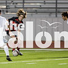 The Lady Eagles Soccer team competes against the Anna Coyotes at Argyle High School in Argyle, Texas, on January 8, 2019. (Andrew Fritz / The Talon News)