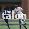 The Eagles take on Life Oak Cliff at Kennedale High School on April 9, 2016 in Kennedale, Texas. (Christopher Piel/The Talon News)