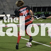 Lady Eagles soccer play Ranchview in Eagles vs. Ranchview at Argyle High School in Argyle, Texas,January 25, 2019. (Sloan Dial / The Talon News)