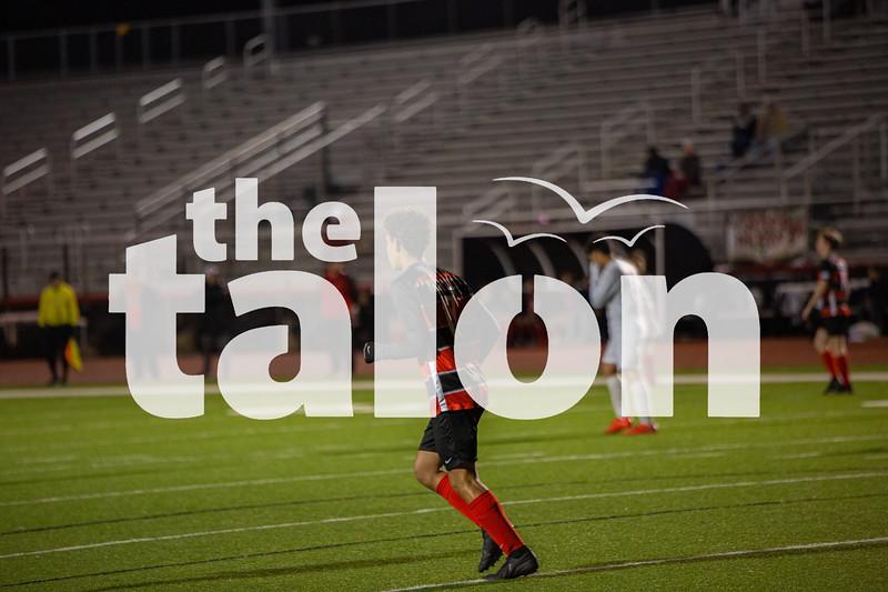 The Eagles defeat Springtown 5-0 at Argyle High School. (Alex Daggett | The Talon News)
