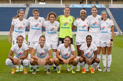 FC Kansas City Starting XI