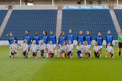 FC Kansas City Starting XI, Player escorts