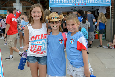 FC Kansas City @ Chicago Red Stars @ Benedictine University 08.01.15
