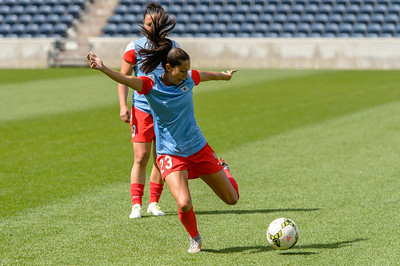 FC Kansas City @ Chicago Red Stars NWSL Soccer @ Toyota Park 09.13.15 (Photo by Daniel Bartel)