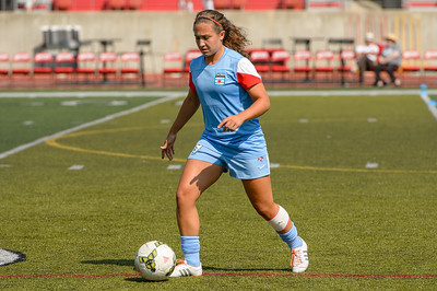Western New York Flash @ Chicago Red Stars NWSL Soccer 08.23.15 Photo by Daniel Bartel