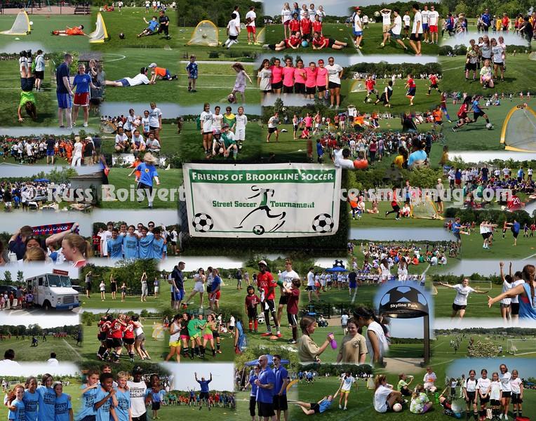 Friends of Brookline Soccer 3v3