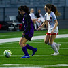 The Lady Eagles play a game against Anna on 2-3-20. (Delaney Lechowit / The Talon News)