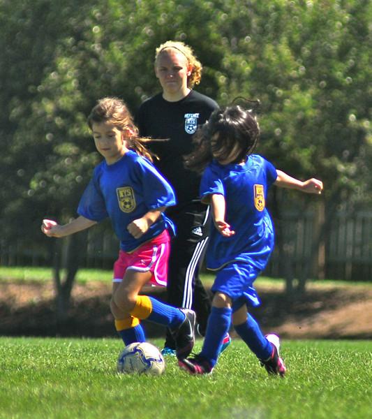 NPD Soccer, Sept 8, 2012
