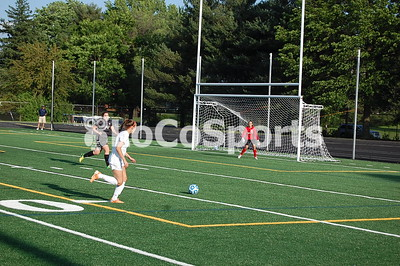 Girls Soccer: Loudoun County 6, Dominion 0 by Kyle Gotimer on May 22, 2015