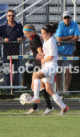 Girls Soccer: Heritage 2 Park View 0 by Mary Beth Pittinger on May 14, 2015