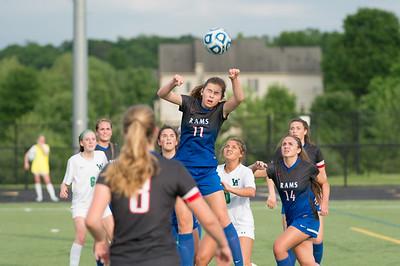 Girls Soccer: Riverside 5, Woodgrove 4 by Jeff Vennitti on May 21, 2018