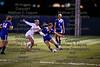 Findlay's Jenna Marie Hohman (2) keeps the ball away from St. Ursula's Morgan Swerlein (15).