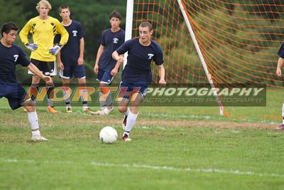 9/27/2011 (Var) Lindinhurst vs. Northport