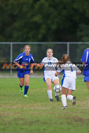 10/16/2007 (Var) Centereach vs. West Islip