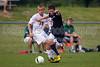 Bishop McGuinness Villains vs West Forsyth Titans Men's Varsity Soccer<br /> Forsyth Cup Soccer Tournament<br /> Friday, August 23, 2013 at West Forsyth High School<br /> Clemmons, North Carolina<br /> (file 190705_BV0H3736_1D4)